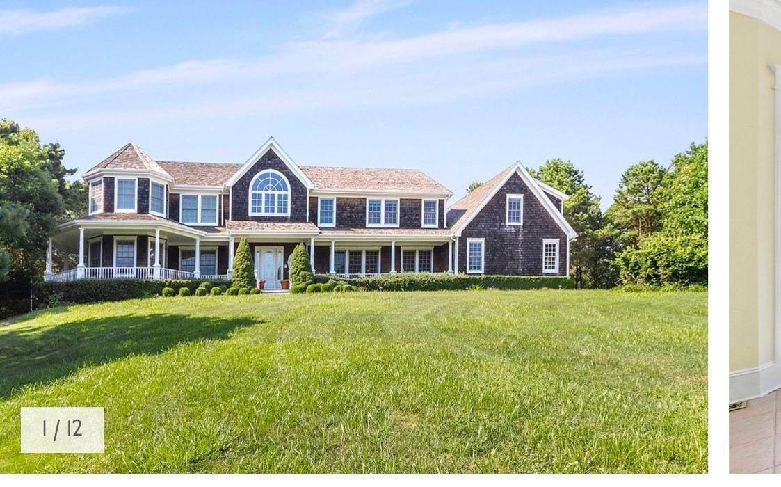Single Family Home for Sale at New To Market In Southampton 35 Wireless Way, Southampton, NY 11968