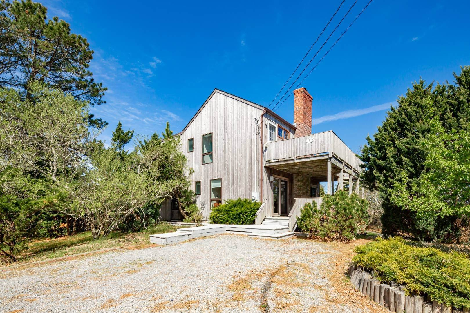 Single Family Home for Sale at Napeague Summer Retreat 1889 Montauk Highway, Napeague, NY 11930