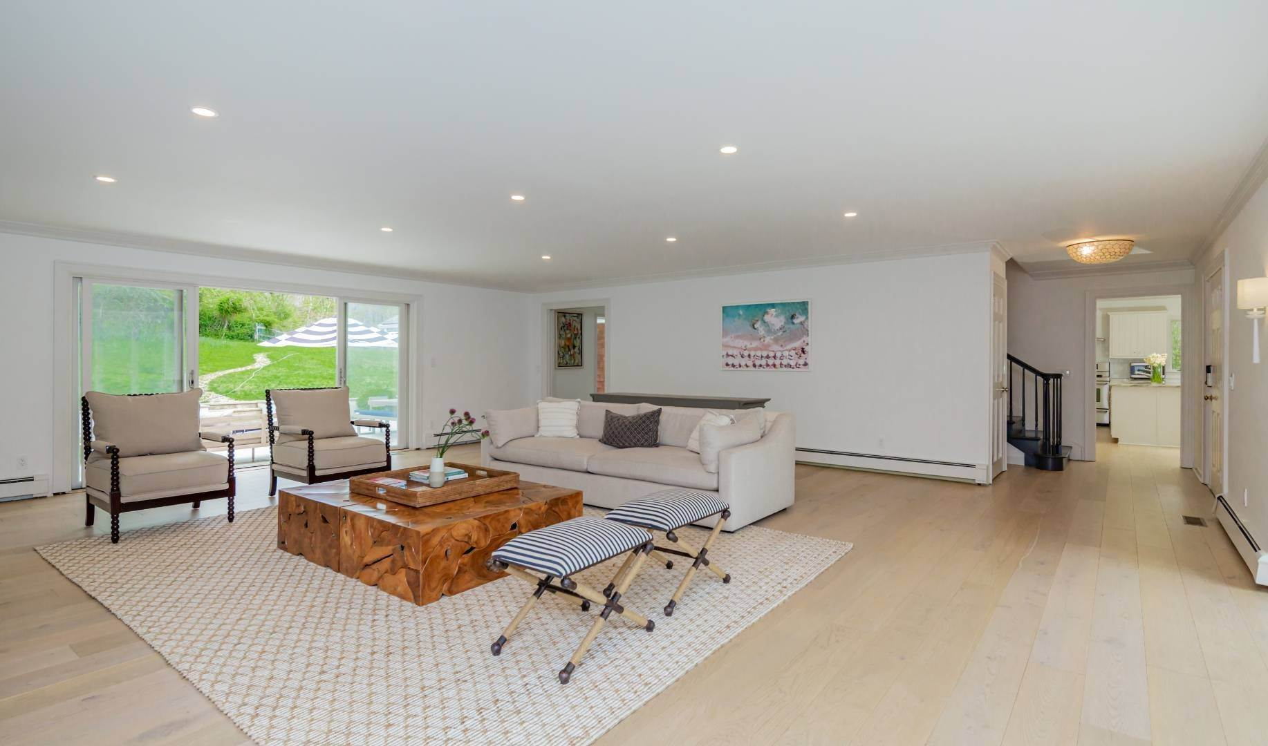 Single Family Home for Sale at Resort Style Property With New Modern Interiors- 2 Miles To Shv 241 Edge Of Woods Road, Southampton, NY 11968