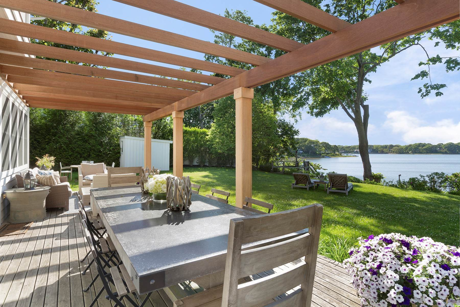 5. Single Family Home at Classic Waterfront On Sag Harbor Cove Sag Harbor, NY 11963