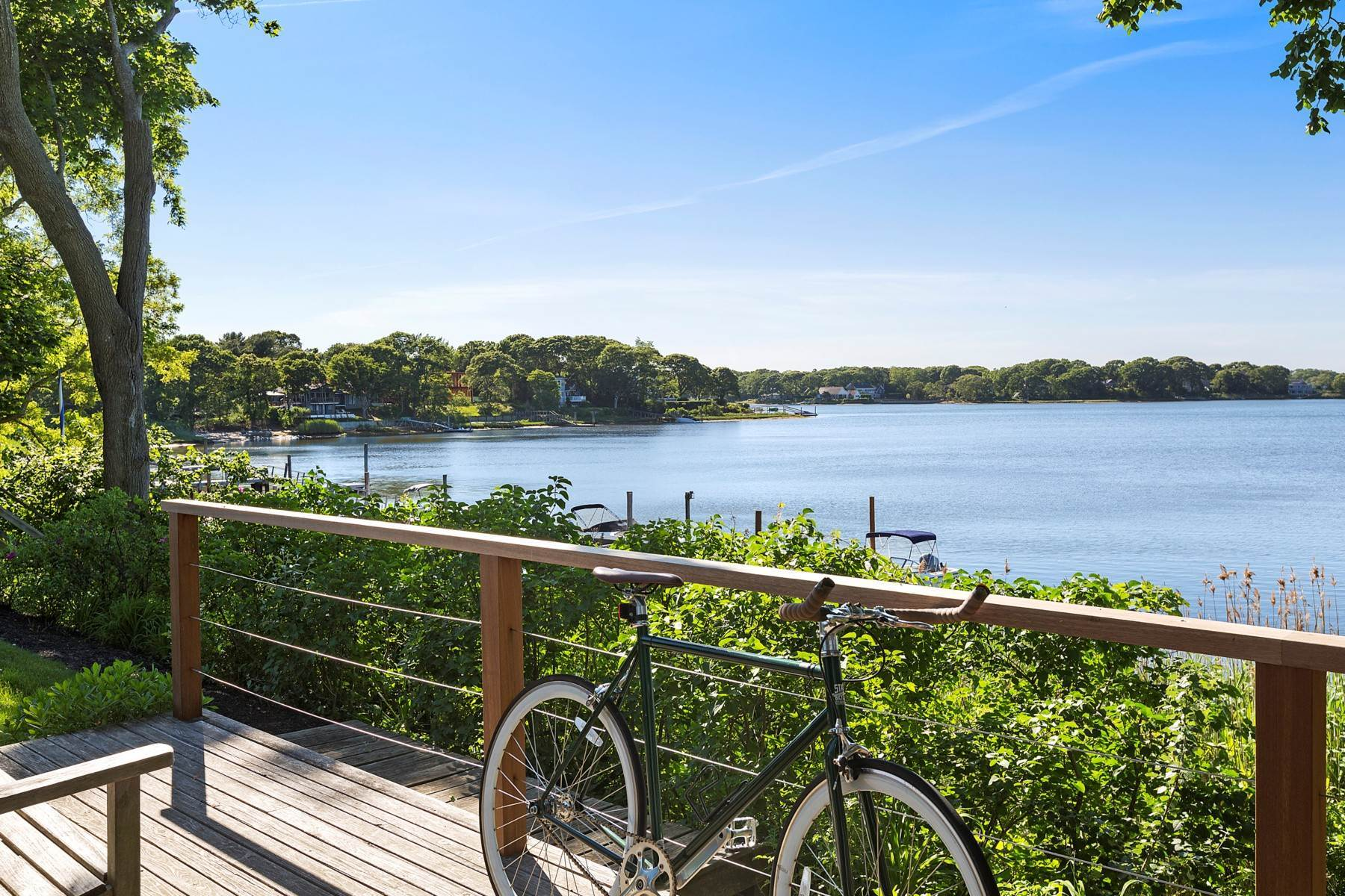 3. Single Family Home at Classic Waterfront On Sag Harbor Cove Sag Harbor, NY 11963