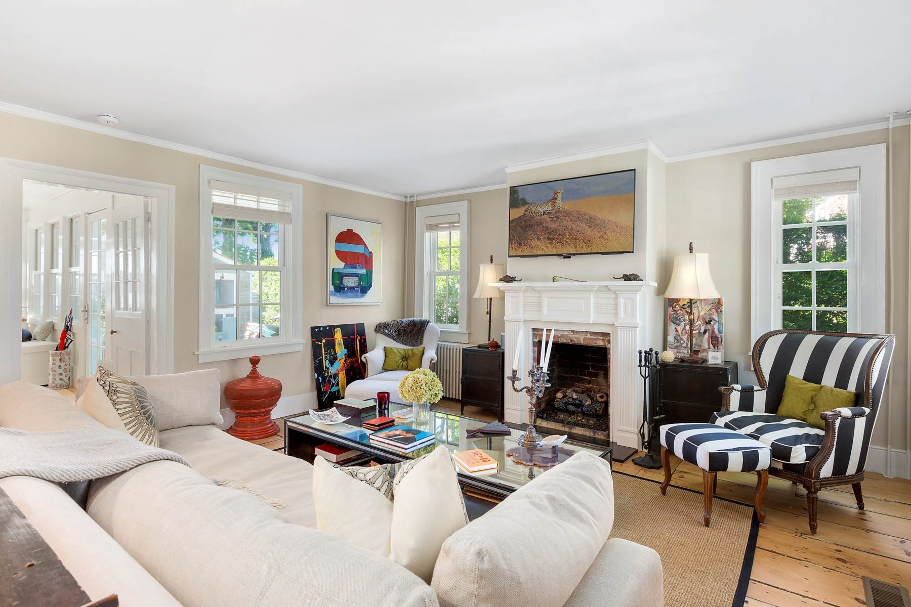 12. Single Family Home at Classic Waterfront On Sag Harbor Cove Sag Harbor, NY 11963