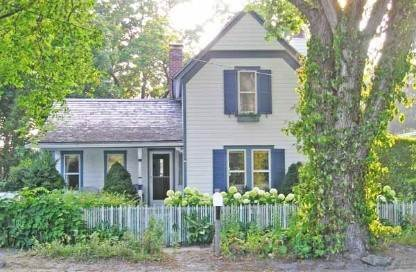 Single Family Home at Sag Harbor Historic District Sag Harbor, NY 11963