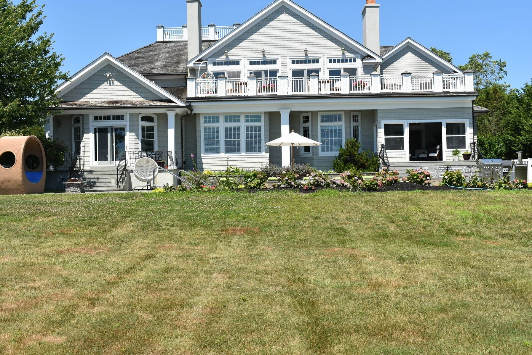 3. Single Family Home at Pond Front South Of The Highway Bridgehampton, NY 11932