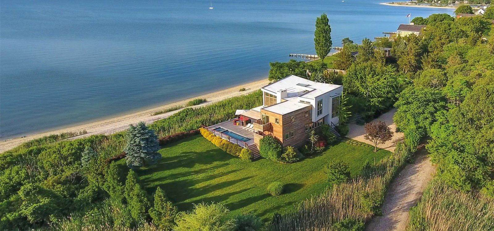 14. Single Family Home at Spectacular Sag Harbor Waterfront Estate Sag Harbor, NY 11963