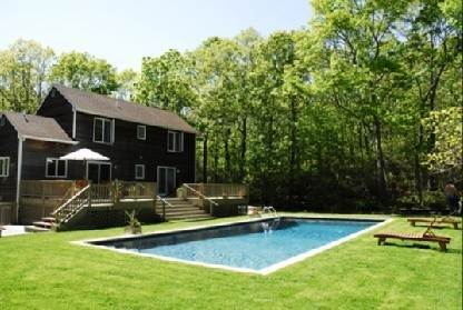 4. Single Family Home at Private Home With Large Gunite Pool Sag Harbor, NY 11963