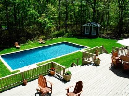 6. Single Family Home at Private Home With Large Gunite Pool Sag Harbor, NY 11963