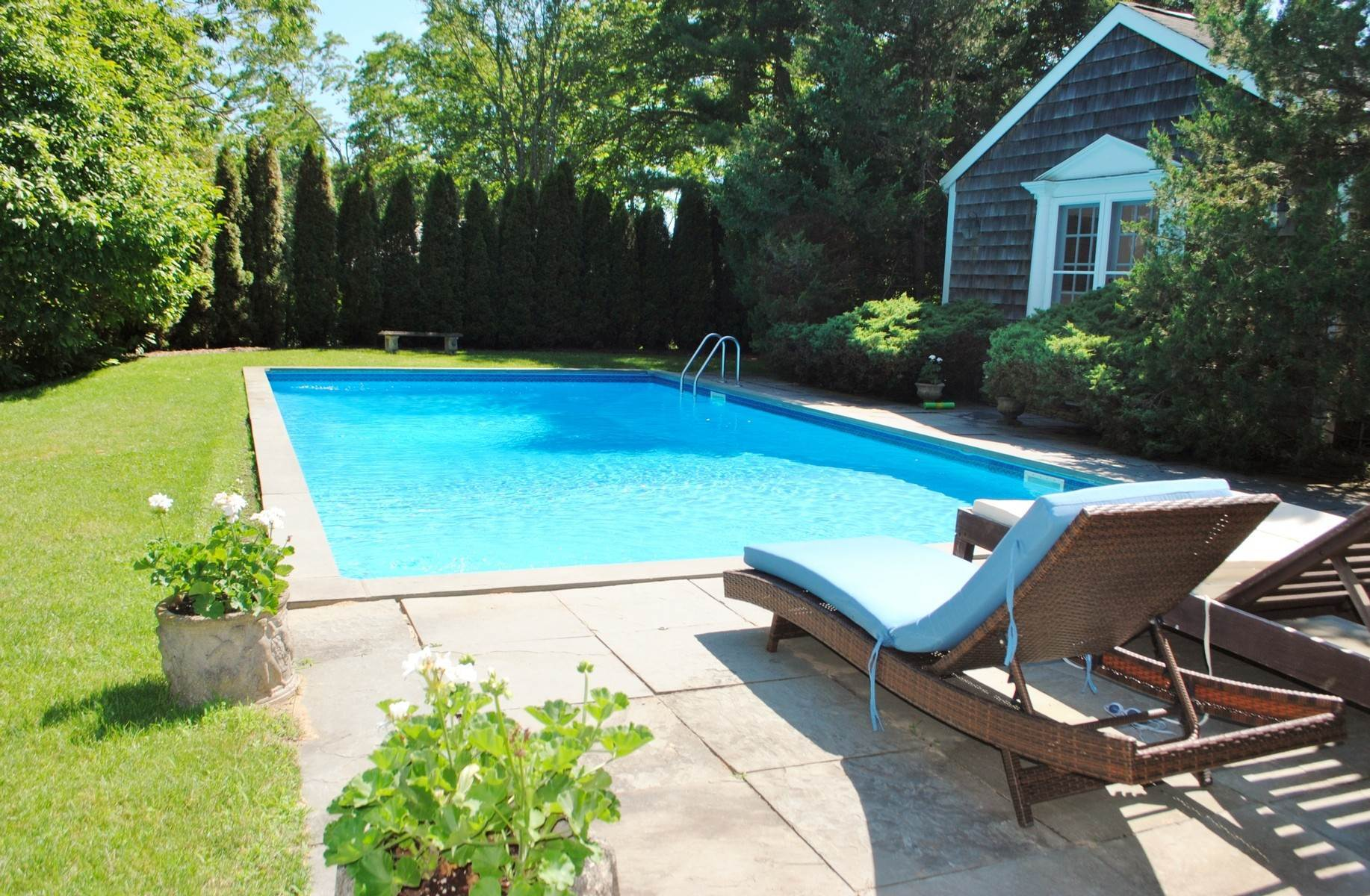 Single Family Home at Southampton Village Farmhouse Comfort 159 Bishops Lane, Southampton, NY 11968