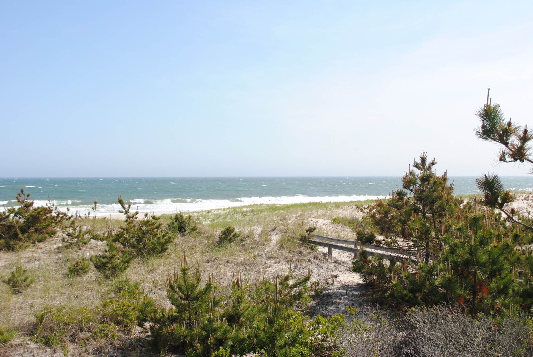 Single Family Home at Dune Road Oceanfront Westhampton Westhampton, NY 11977