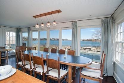3. Single Family Home at Elle Decor Sag Harbor Waterfront Sag Harbor, NY 11963