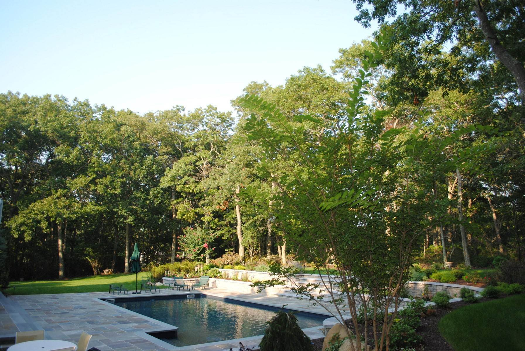 Single Family Home at Sag Harbor Home W Heated Pool Sag Harbor, NY 11963