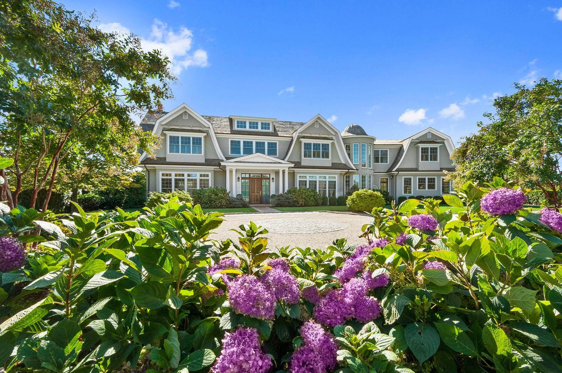 Single Family Home at Sagaponack Estate With Farm Views 515 Parsonage Lane, Sagaponack Village, NY 11962