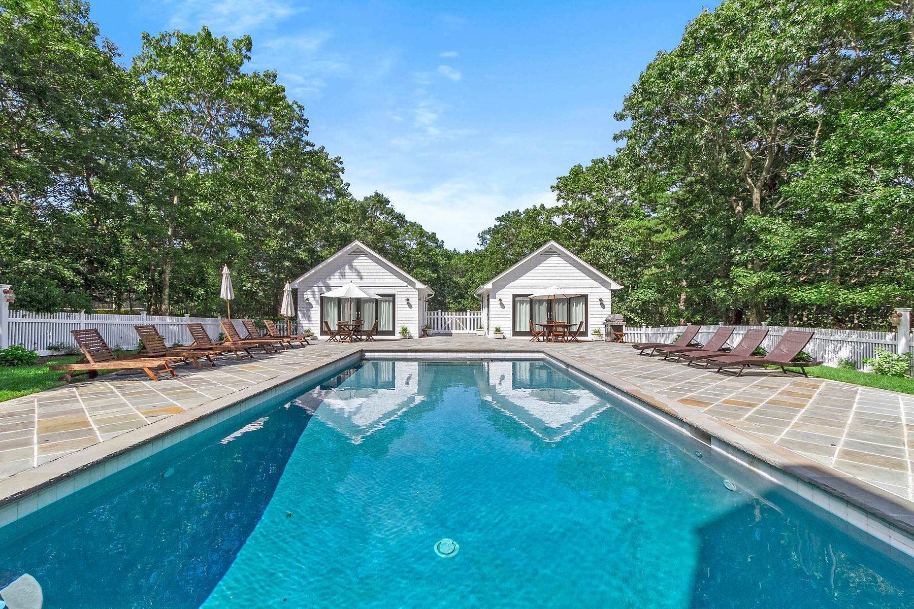 2. Single Family Home at New House -Watermill Secluded Compound 421 Edge Of Woods, Southampton, NY 11976