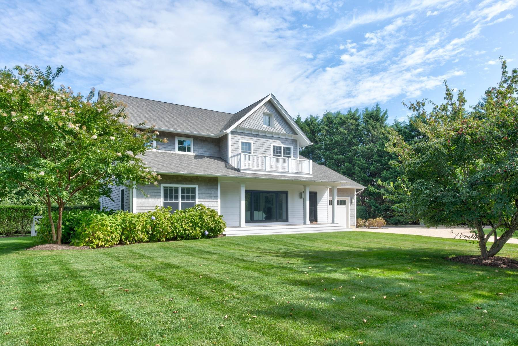 Single Family Home at Modern Home In Heart Of Bridgehampton Bridgehampton, NY 11932