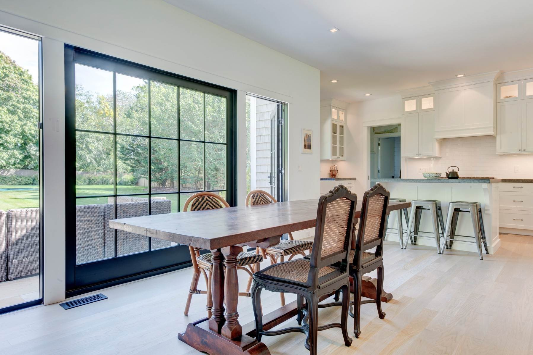 3. Single Family Home at Modern Home In Heart Of Bridgehampton Bridgehampton, NY 11932