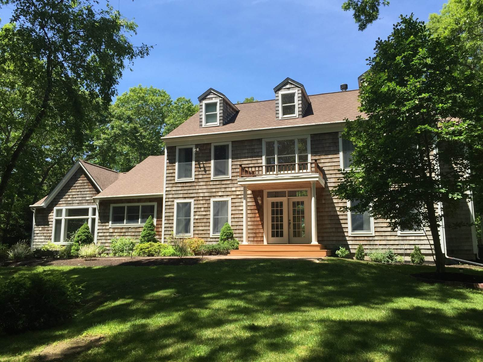 Single Family Home at Water Mill Home With Heated Pool And Spa Water Mill, NY 11976