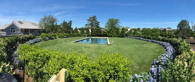 Single Family Home at Pristine Qugoue South Rental With Pool Quogue Village, NY 11959