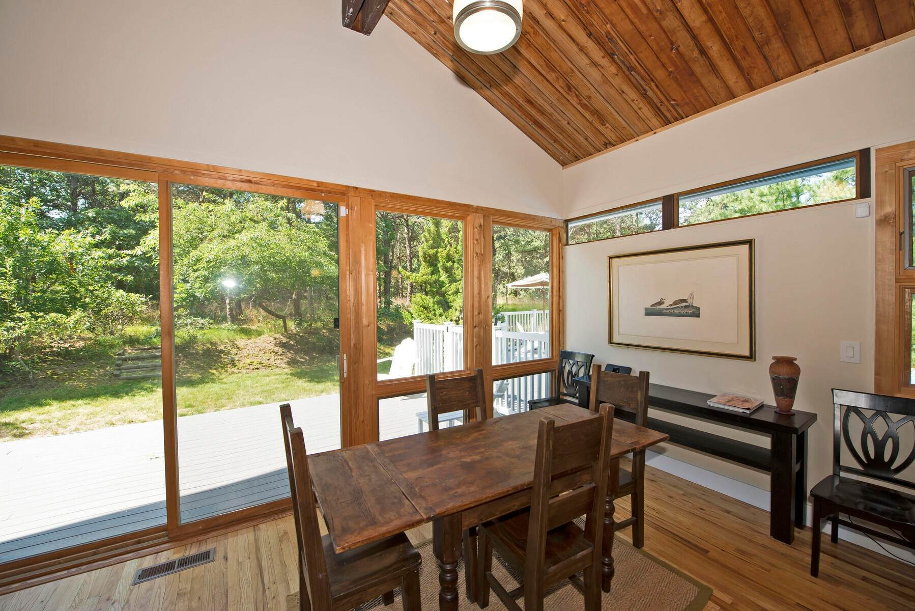 10. Single Family Home at One Of A Kind Wooded Retreat Water Mill, NY 11976