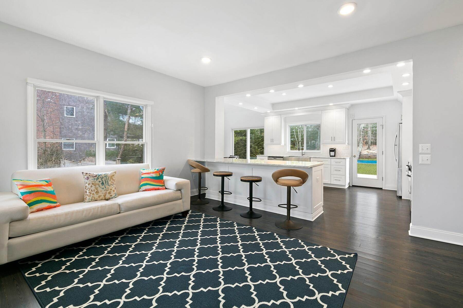 4. Single Family Home at Sunset Shores Sag Harbor, NY 11963