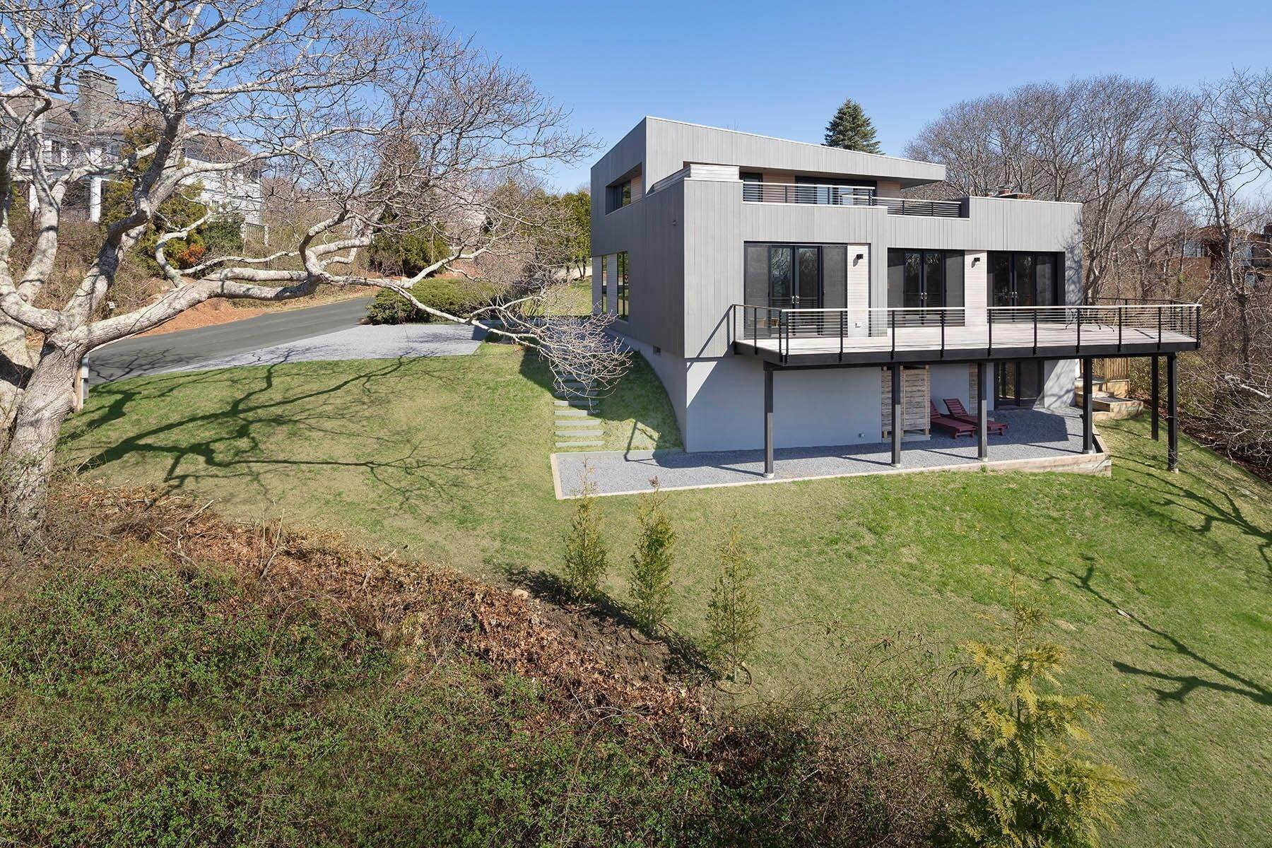 Single Family Home at Modern Montauk - Classic Ocean Views Montauk, NY 11954
