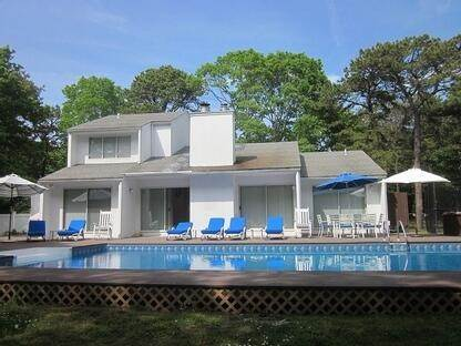 Single Family Home at Six Bedroom, Pool & Tennis In Quogue East Quogue, NY 11959