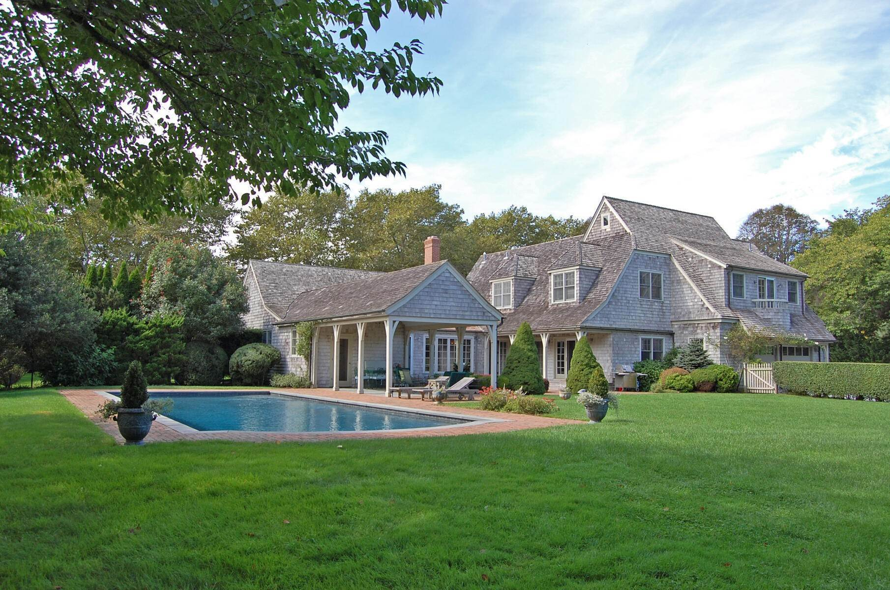 Single Family Home at On A Private Lane East Hampton, NY 11937