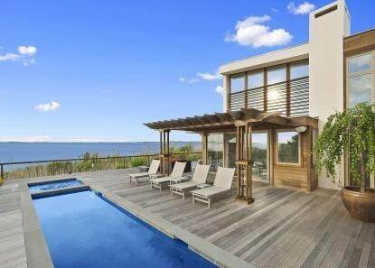 Single Family Home at Spectacular Sag Harbor Waterfront Estate Sag Harbor, NY 11963