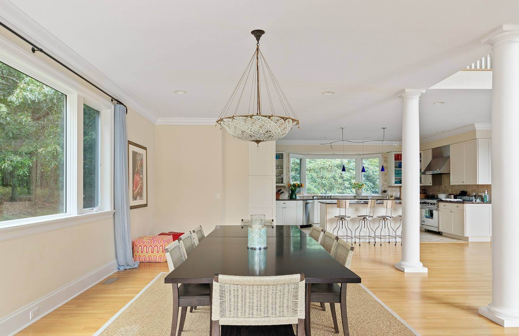 10. Single Family Home at Elegant Private East Hampton Home For Rent 34 Chatfields Ridge Road, East Hampton, NY 11937
