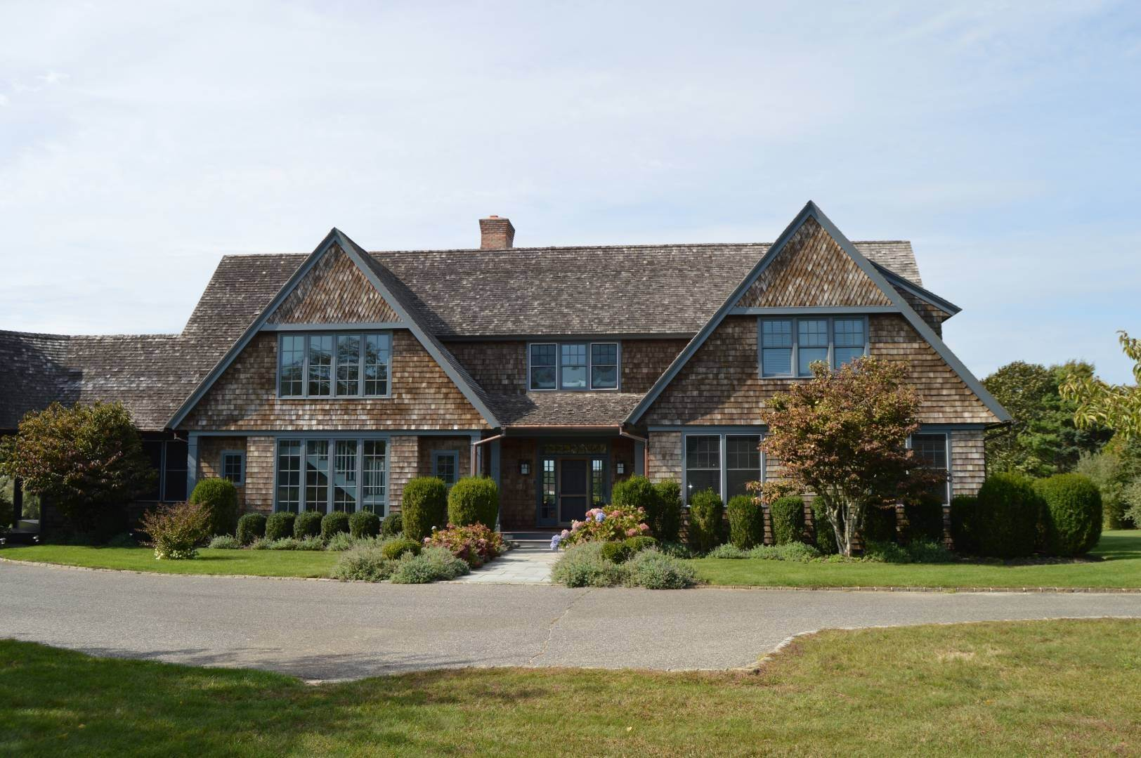 Single Family Home at Sagaponack Estate Pool And Tennis Sagaponack Village, NY 11962