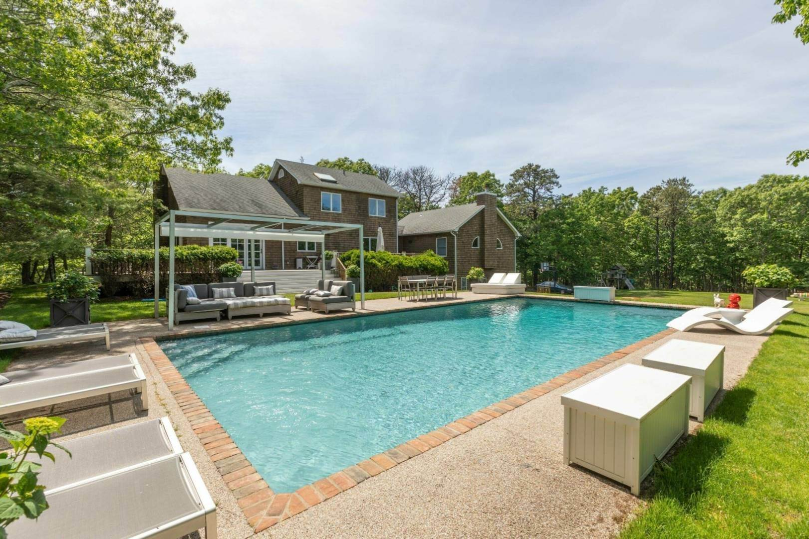 Single Family Home at Secluded And Private Oasis Bridgehampton, NY 11976