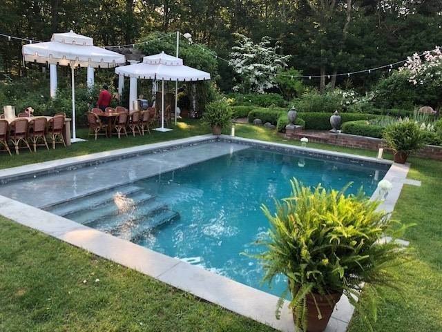 Single Family Home at Must See Garden Retreat Rental Oasis Southampton, NY 11968