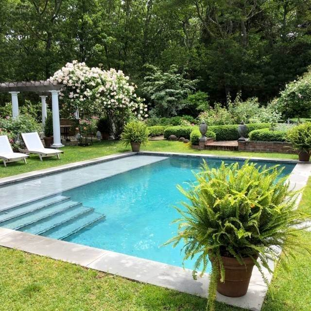 17. Single Family Home at Must See Garden Retreat Rental Oasis Southampton, NY 11968