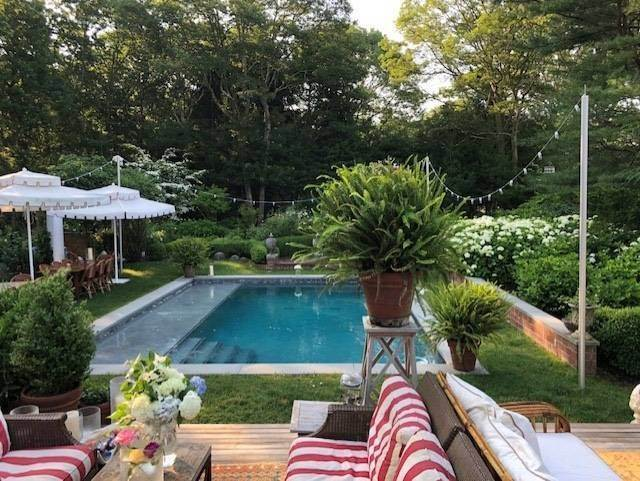 2. Single Family Home at Must See Garden Retreat Rental Oasis Southampton, NY 11968