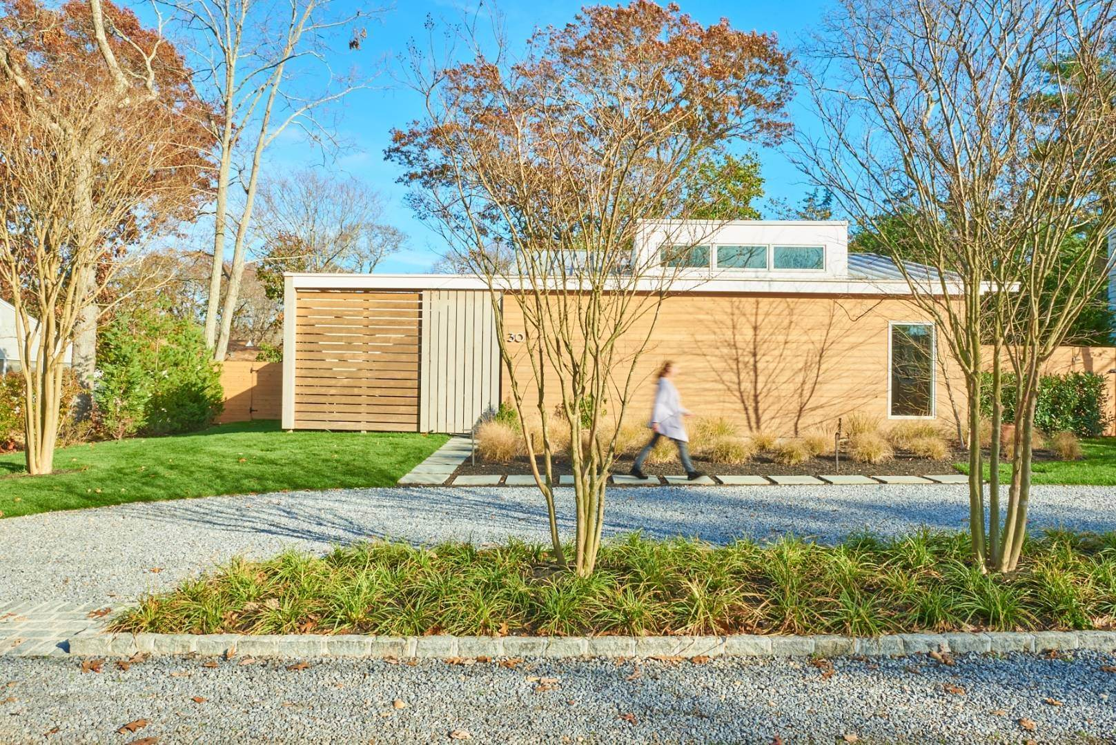 Single Family Home at Pine Neck Modern Comfort 30 Birch Street, Sag Harbor, NY 11963