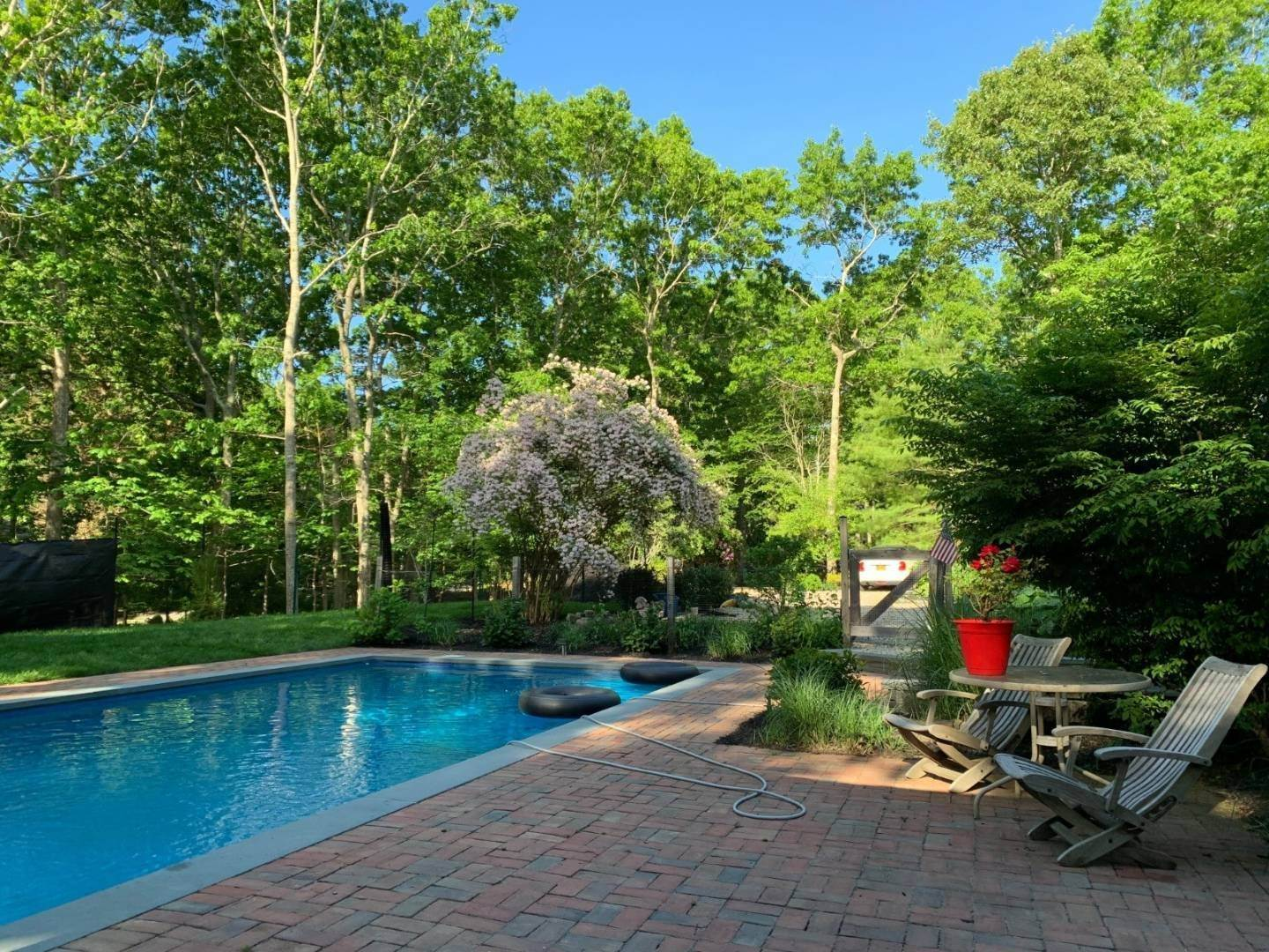 14. Single Family Home at Private Retreat In Water Mill 12 Bob White Drive, Water Mill, NY 11976