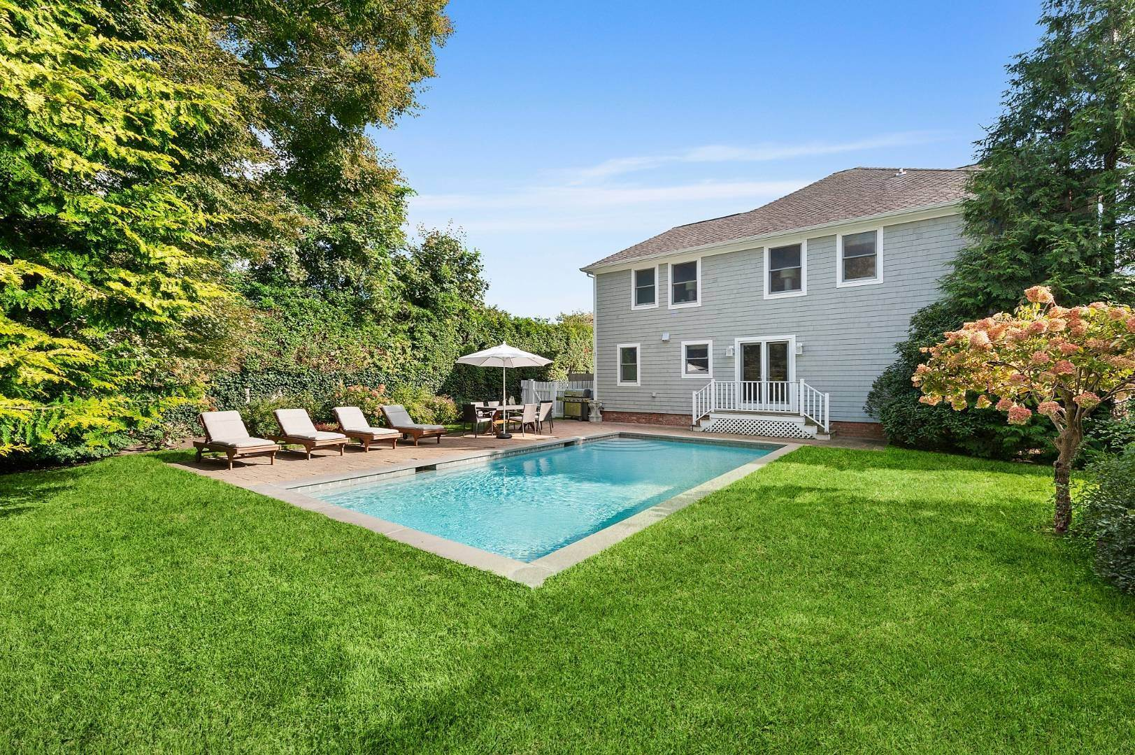 Single Family Home for Sale at Beautifully Renovated In Sh Village! Southampton, NY 11968