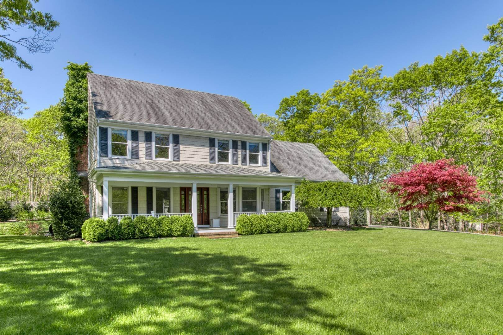 Single Family Home for Sale at Turnkey Sag Harbor 3 Br With Bonus Room 8 Round Pond Lane, Sag Harbor South, NY 11963