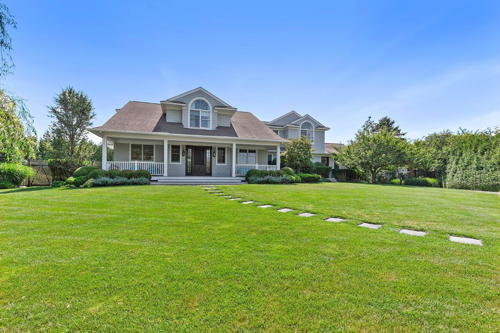 Single Family Home for Sale at Quogue Village Gem In Estate Section 3 Halsey Lane, Quogue Village, NY 11959