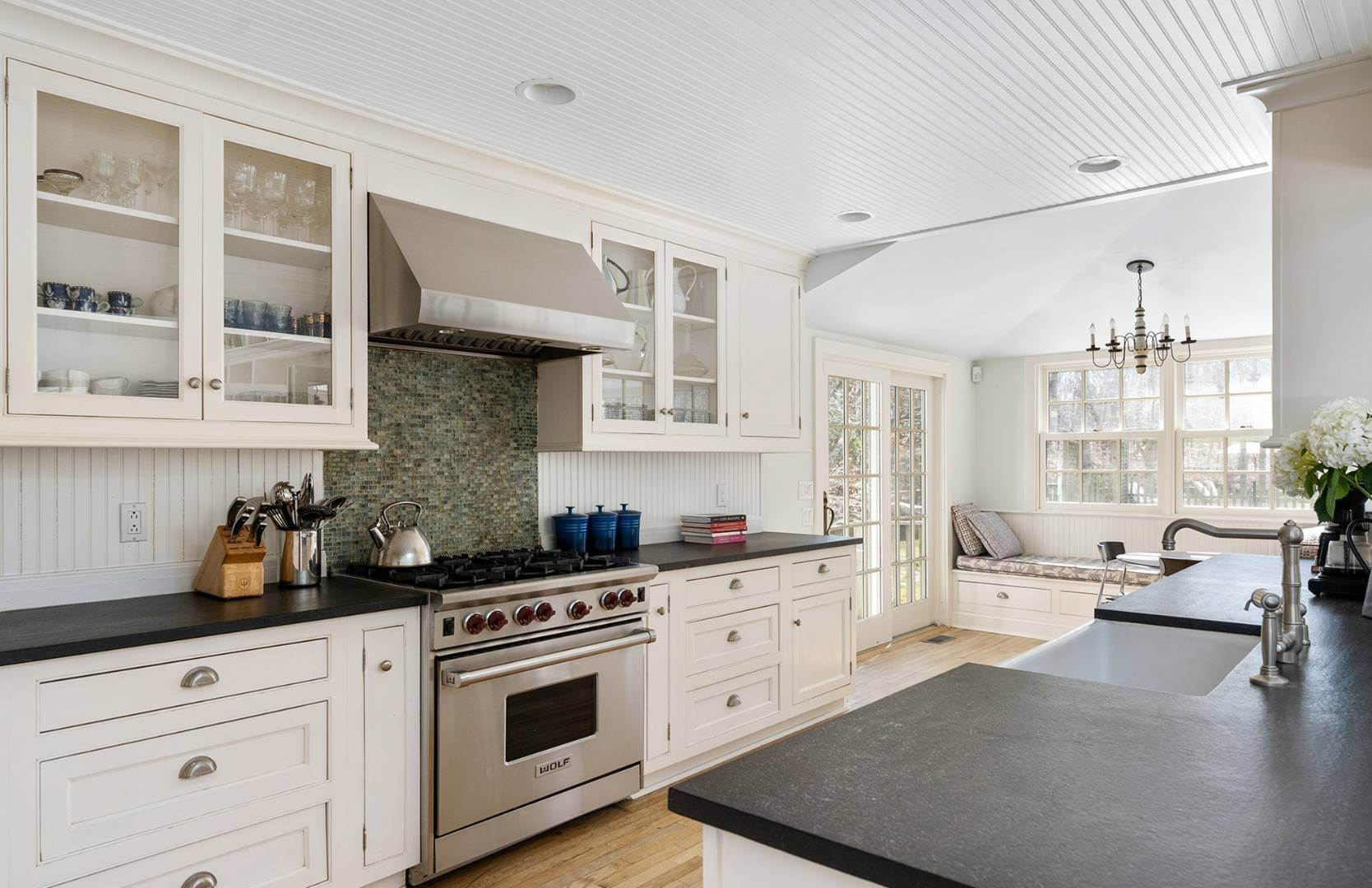 6. Single Family Home at Amagansett Summer Rental On 3.7 Secluded Acres 562 Accabonac Road, Amagansett, NY 11937