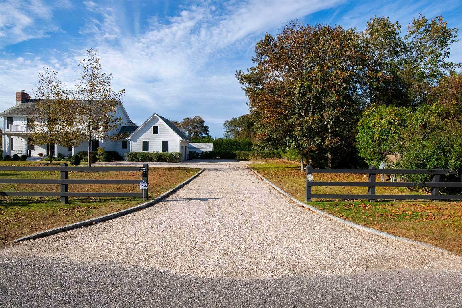 22. Single Family Home at Sagaponack Horse Farm Views 172 Narrow Lane East, Sagaponack Village, NY 11962