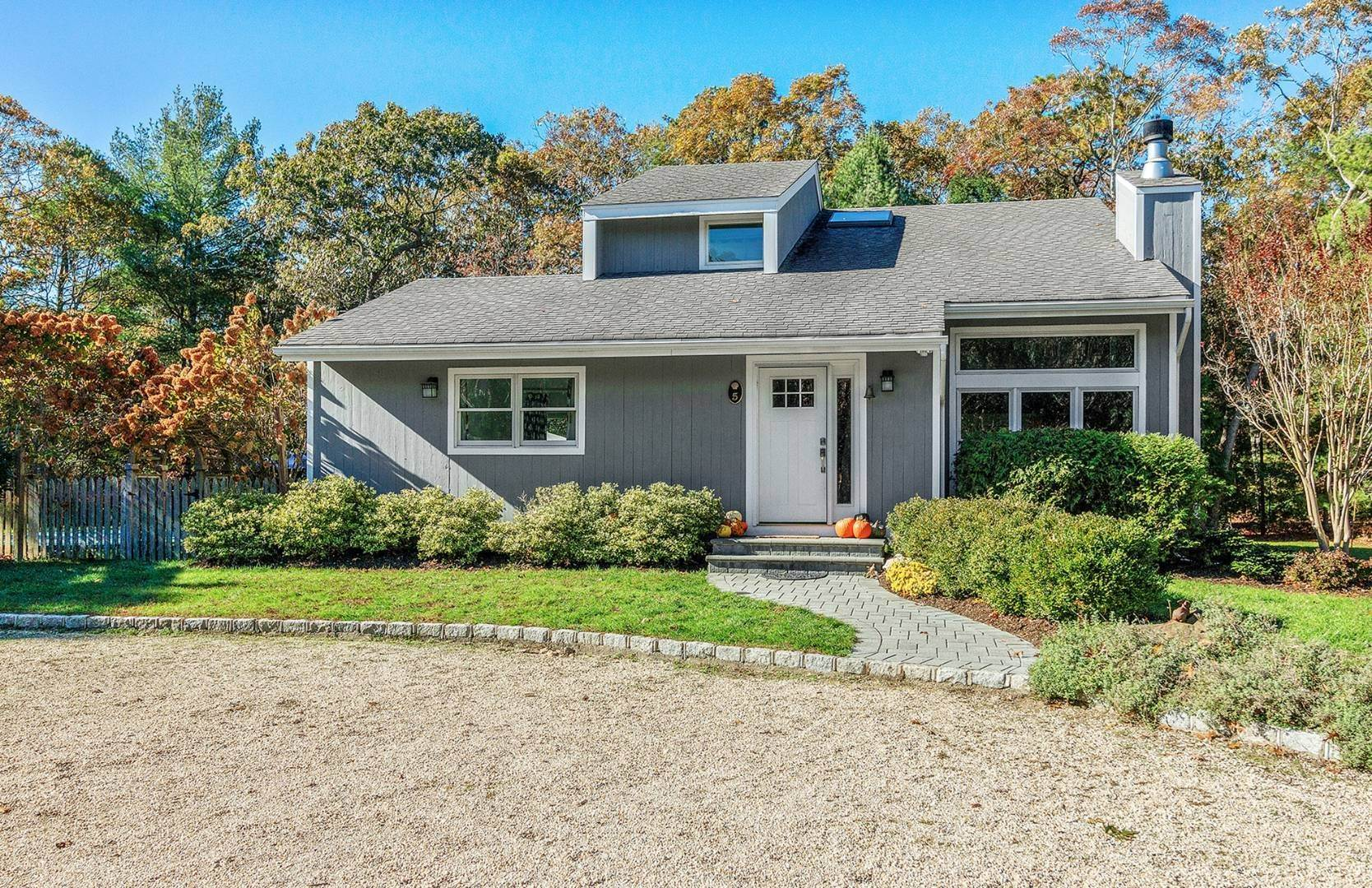 Single Family Home for Sale at Quogue Village With Pool, Move-In Ready 5 Woodland Way, Quogue Village, NY 11959