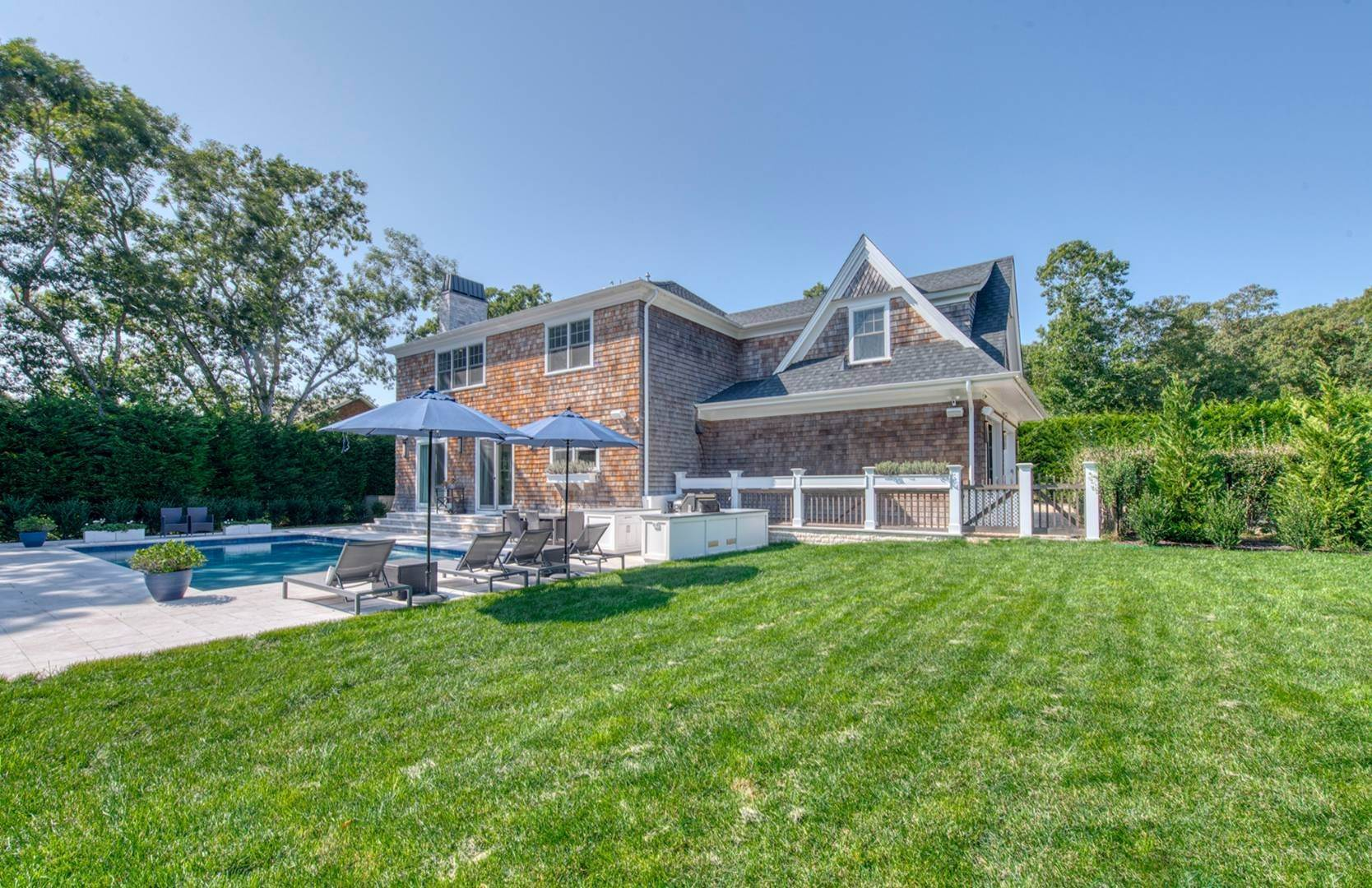 Single Family Home for Sale at Newly Built Perfect Hamptons Retreat 74 Sandy Hollow Rd, Southampton, NY 11968