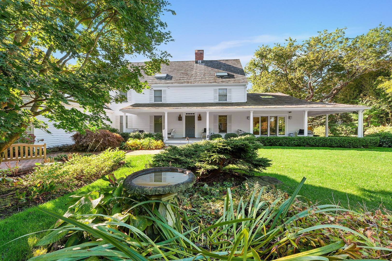 Single Family Home for Sale at On The Edge Of The Village 1 Sally Ct, East Hampton, NY 11937