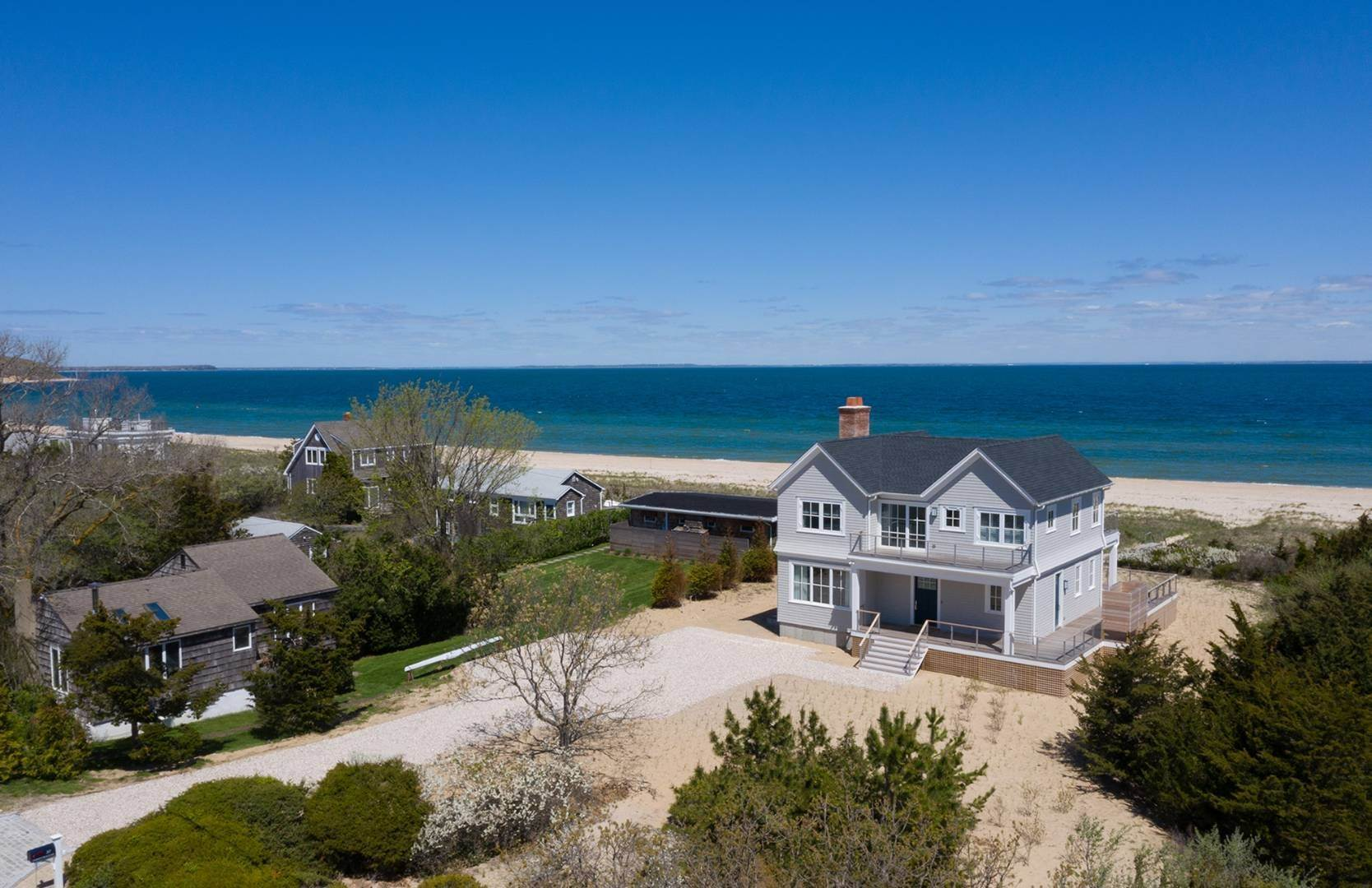 Single Family Home for Sale at Northwest Potential 5 Sammys Beach Road, East Hampton, NY 11937