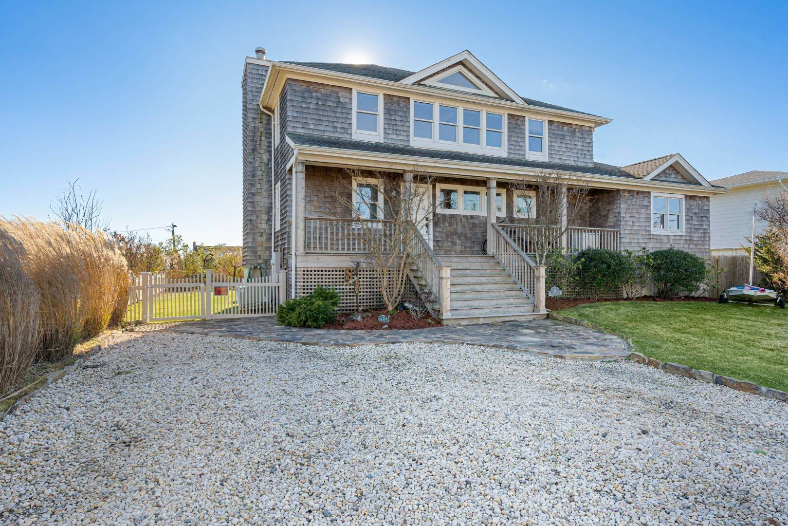 Single Family Home for Sale at Boaters Delight, Remsenburg Waterfront 11 Bayview Road, Remsenburg, NY 11960