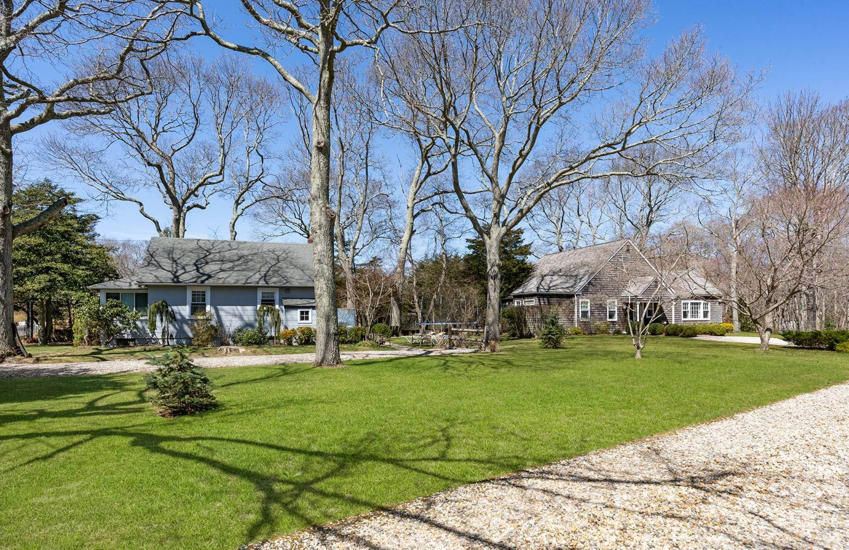 Single Family Home for Sale at East Hampton Village Fringe Compound 86 Oak View Highway, East Hampton, NY 11937