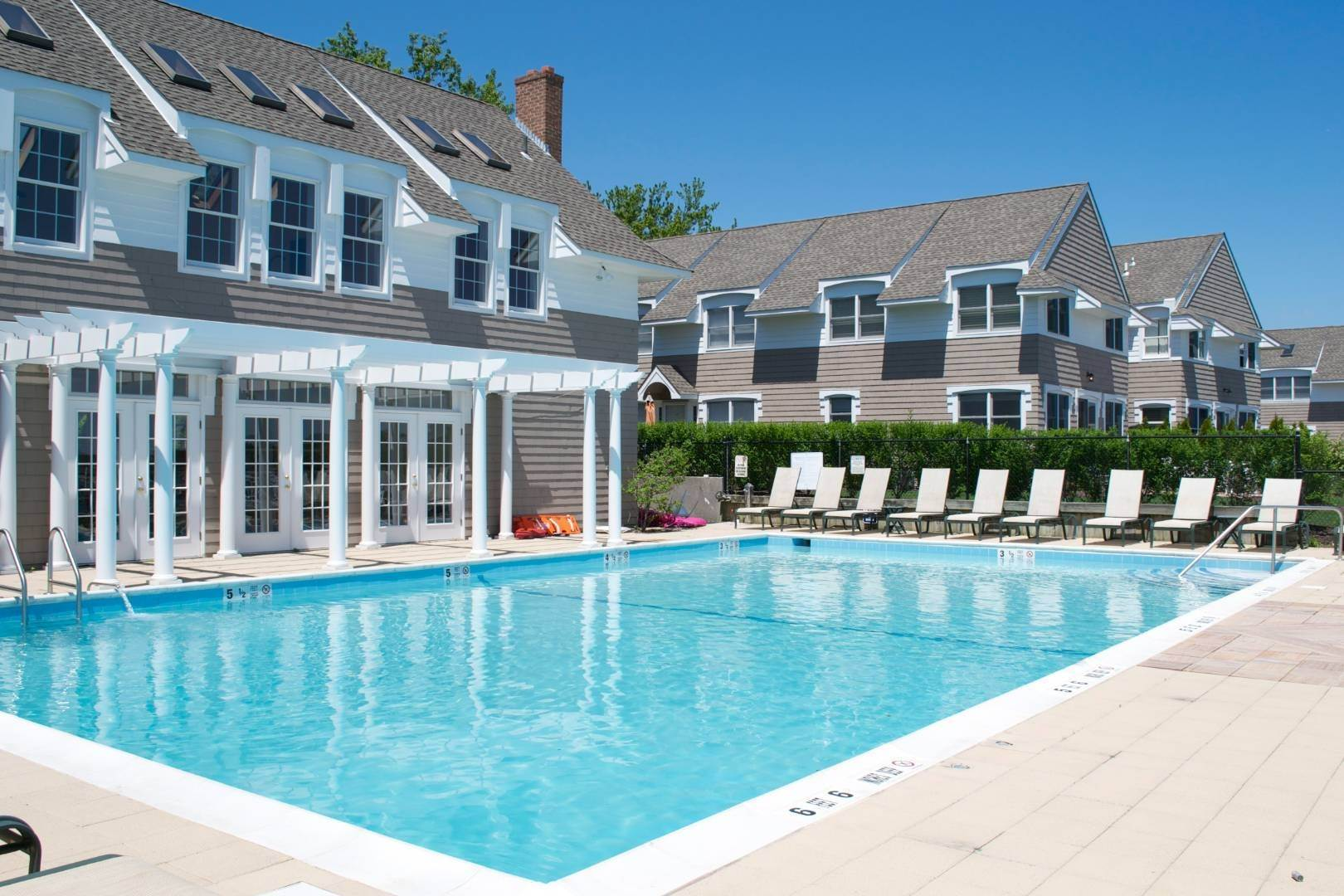 Condominiums at Bay Front Two Bedroom Condo Hampton Bays, NY 11946