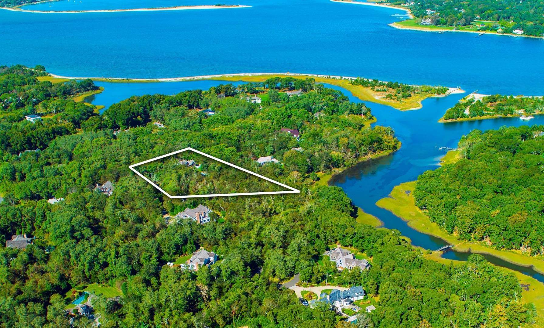 Single Family Home for Sale at Classic Sag Harbor Country Home 12 Ezekills Hollow, Sag Harbor, NY 11963