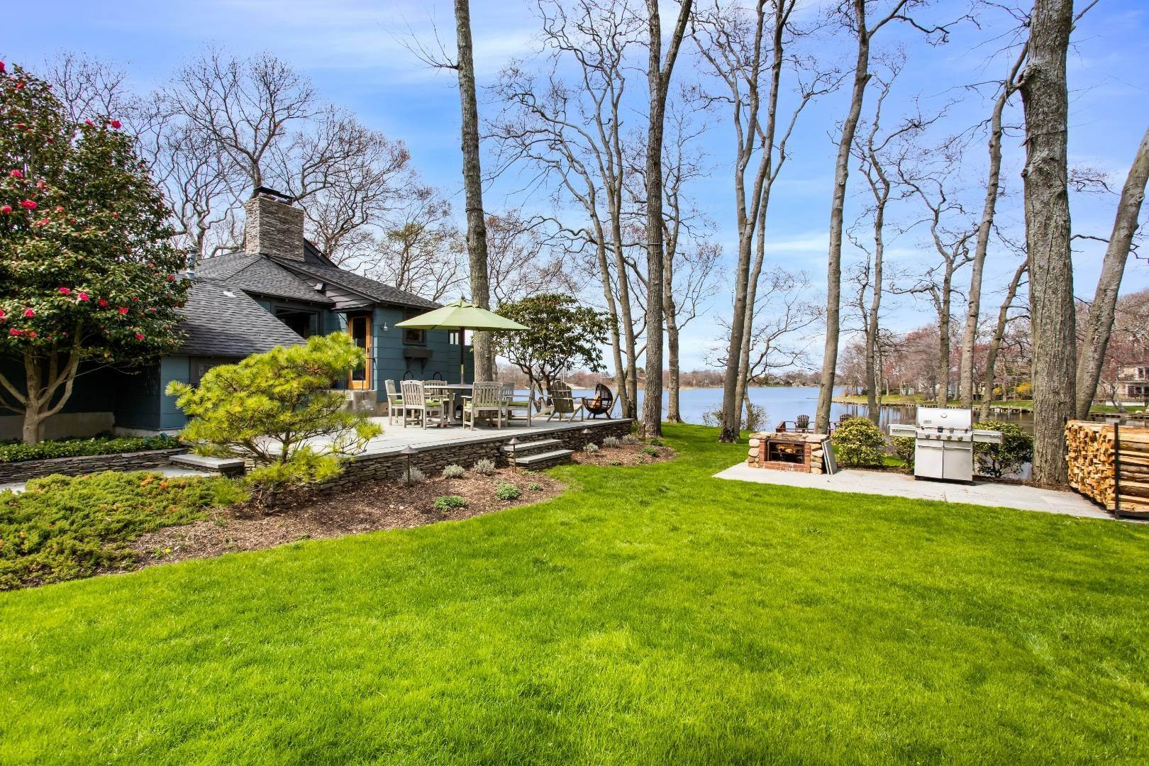 Single Family Home for Sale at Charming 1930's Original On The Great Pond 7005 Soundview Avenue, Southold, NY 11971