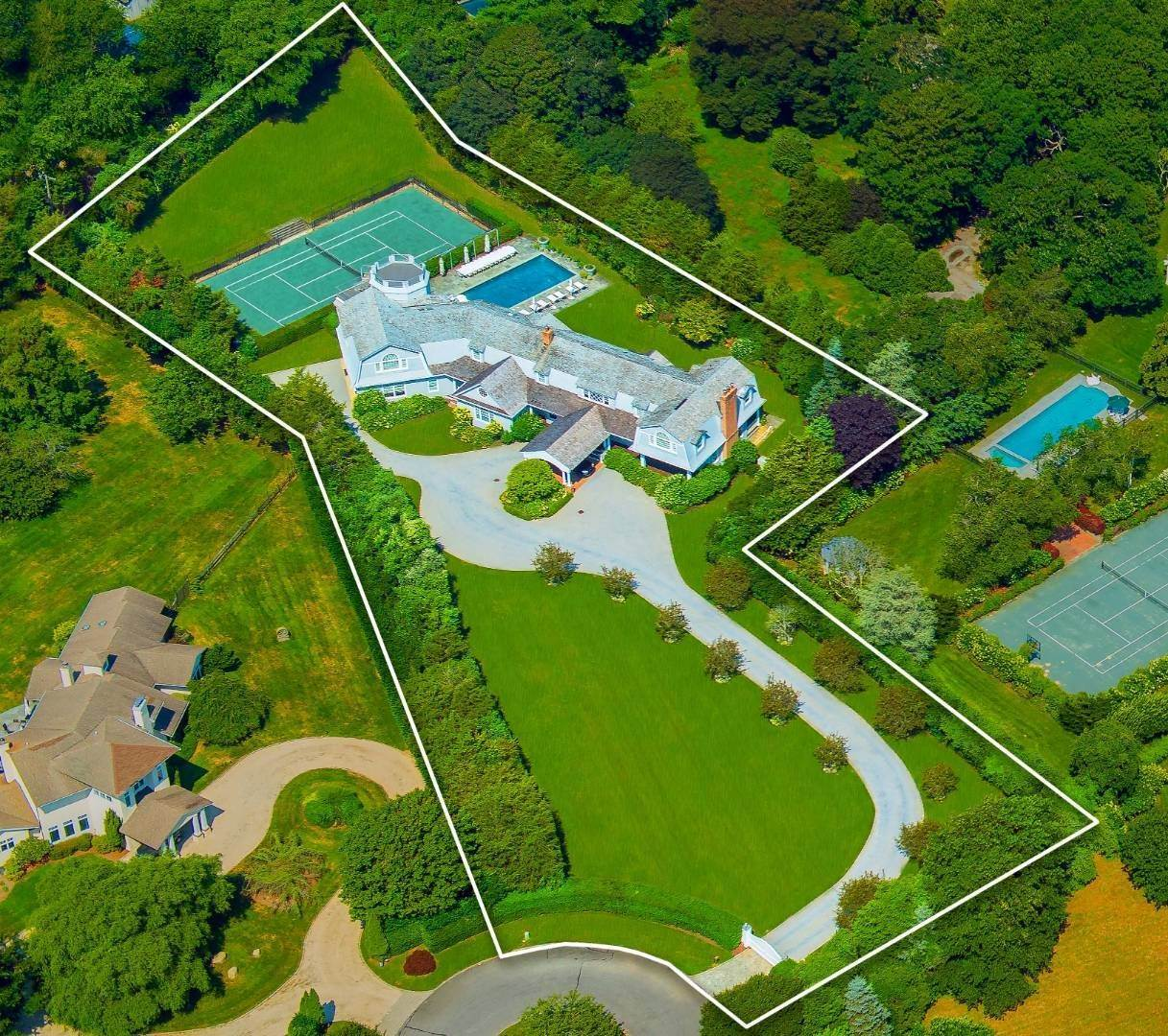 Single Family Home for Sale at Near Mecox Bay And The Atlantic Ocean 23 Luther Drive, Water Mill, NY 11976